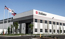 Hollister Incorporated distribution facility Mt Juliet, Tennessee United States