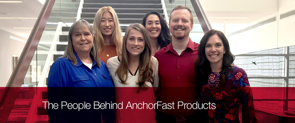 People Behind AnchorFast